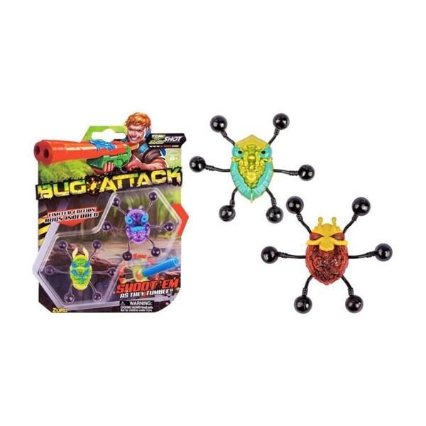 Bug Attack Pack x2 Bichos