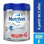 Leche Nutrilon 4 Pro Futura Lata X 800 Gr #1