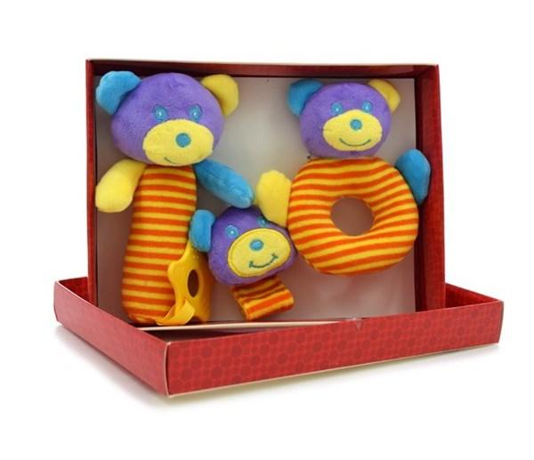 Sonajero 3 Piezas Phi Phi Toys