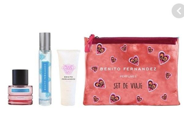Benito Fernandez EDP x 50ml + Set de viaje