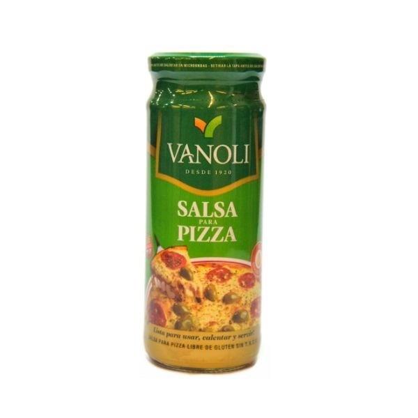 SALSA VANOLI P/PIZZA x 360 GRS