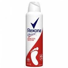 Desodorante para pies REXONA Efficient Antibacterial en Aerosol 153 ml