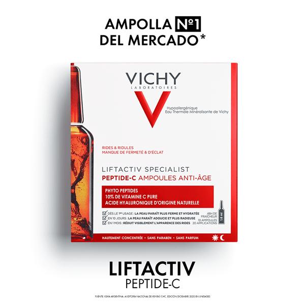 Vichy Liftactiv Specialist Peptide C Ampollas Antiedad 10amp