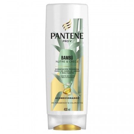 Acondicionador Pantene Pro-V Bambú 400 ml