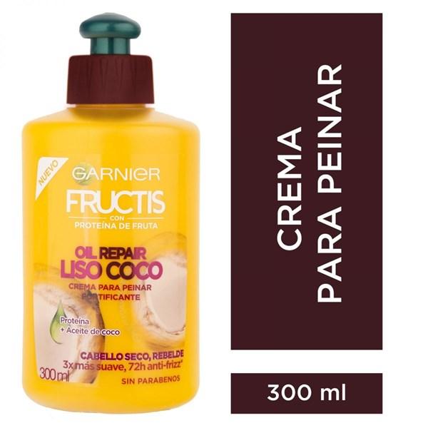 Fructis Crema Para Peinar Coco x300ml