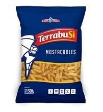 FIDEOS TERRABUSI MOSTACHOLES x 500 GRS