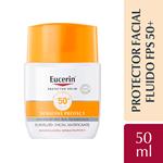 Eucerin Sun Fluido Facial Matificante Fps 50+ #1