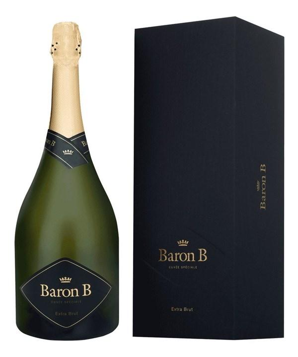 BARON B EXTRA BRUT ESTUCHE X1500