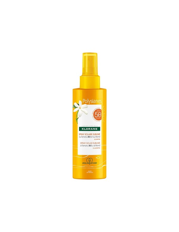 Klorane Spray Sublimador SPF50  x 200 Ml