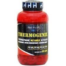Hoch Sport Thermogenix Quemador de grasas x 120 Capsulas