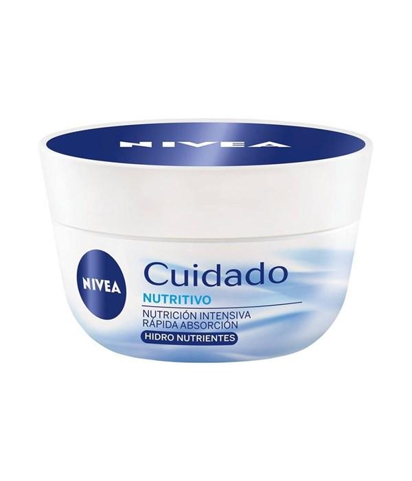 Nivea Crema Facial Cuidado Nutritivo X 50gr