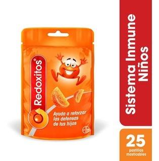 Multivitaminico Redoxitos Plus Sachets X 25 Gomitas