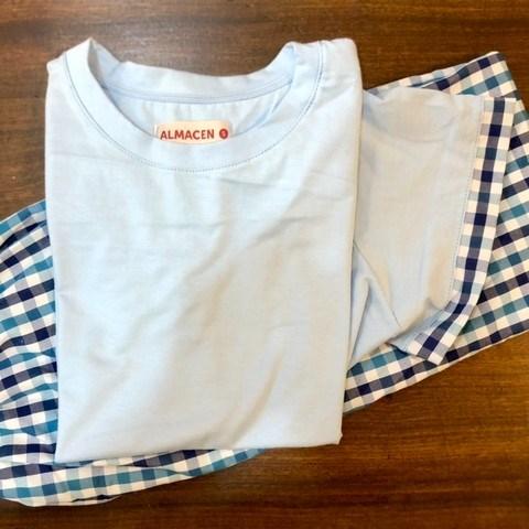 Pijama Cuadrille- Almacén de Pijamas
