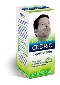Cedric Hedera Helix Tos Seca, Catarro Bronquial 220 Ml