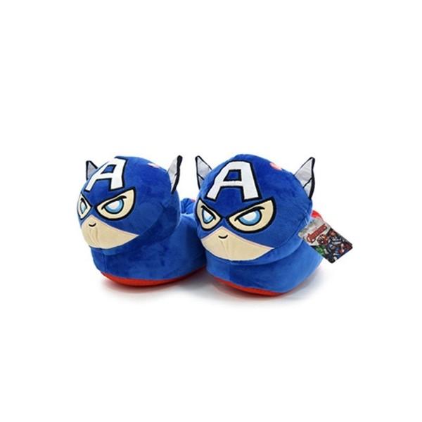 Pantuflas Phi Phi Toys Capitán America Con Luz