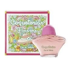 Coqueterias Flowers Edt 40ml