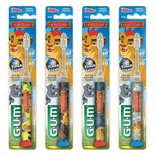 Gum Cepillo Dental Niños Suave El Rey León 202