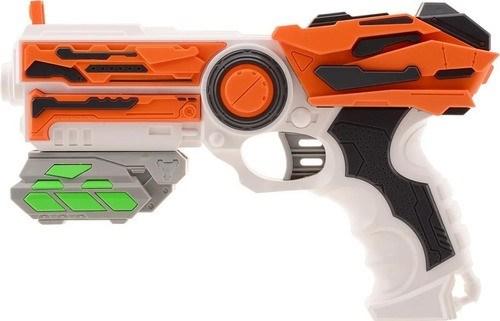 Set Pistola Lanza Dardos Tack Pro 23cm alt