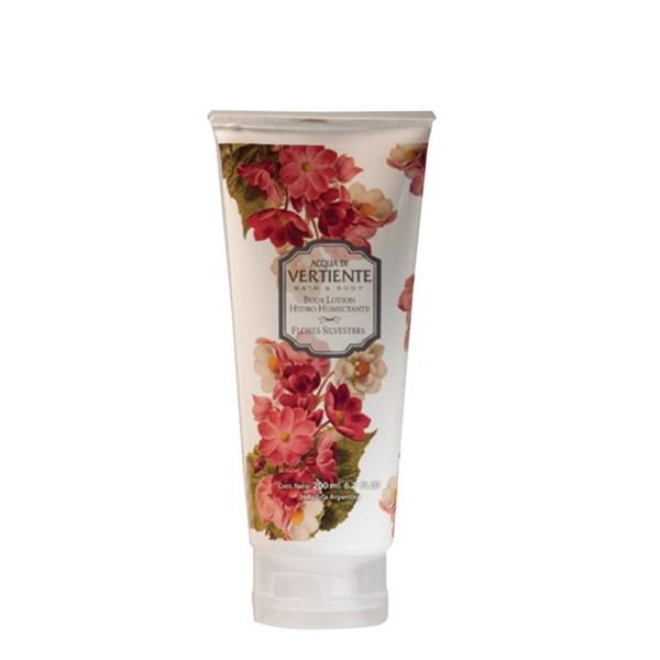 Acqua Di Vertiente Body Lotion Flores Silvestres 200ml