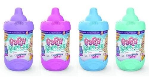 Muñecos Sorpresa Baby Buppies Interactivos Con Accesorios