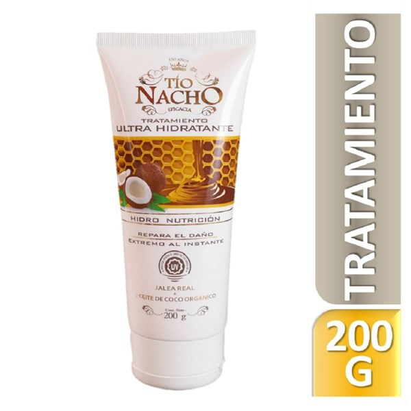 Tío Nacho Tratamiento Ultrahidratante 200 g
