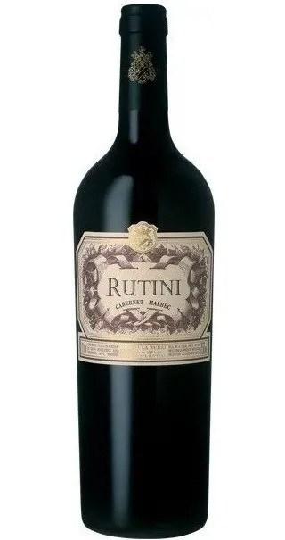 RUTINI CABERNET MALBEC x 750 CC