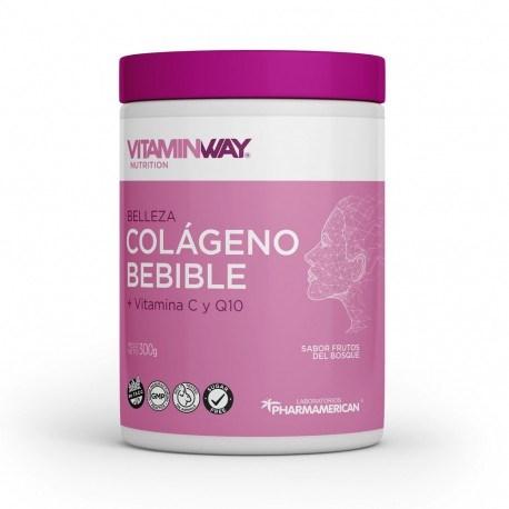 Colágeno Bebible Vitamin Way Frutos Del Bosque 300gr
