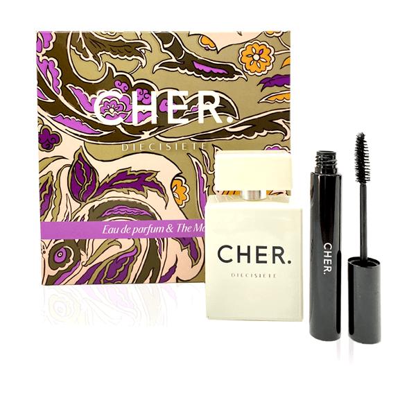 Perfume Cher Diecisiete Cofre (EDP 50ml + Máscara De Pestañas)