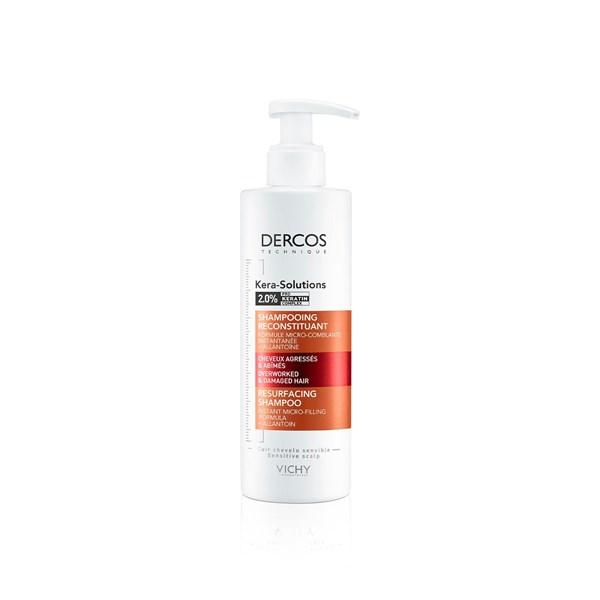 Vichy Dercos Shampoo Kera Solutions X 250 Ml