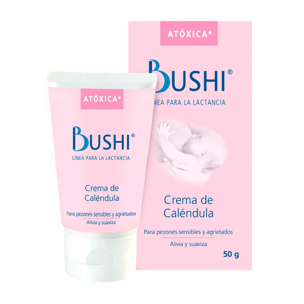 Bushi Crema de Caléndula Pomo x50g