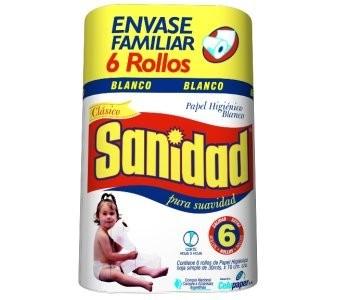 PH SANIDAD x 6 X 30 MS