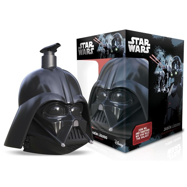 Jabón líquido Star Wars Darth Vader x 500 ml
