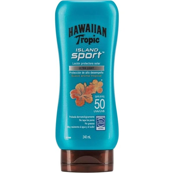 Hawaiian Tropic Protector Solar Island Sport FPS50 240ml