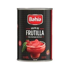 PULPA DE FRUTILLA BAHIA x 420 GRS