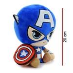 Capitán América Sentado Phi Phi Toys  #3