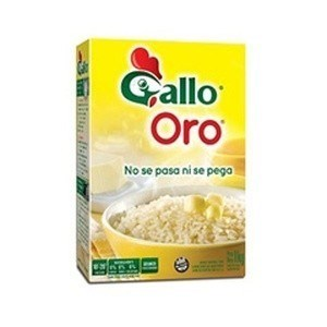 ARROZ GALLO ORO ESTUCHE x 1KG