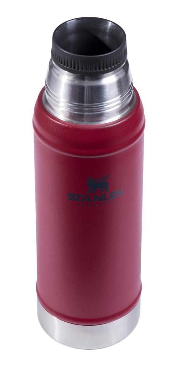 Termo Acero Inoxidable Stanley 750 ml Clasico Small (rojo) #1
