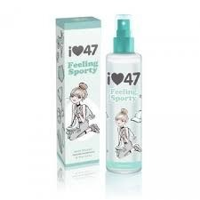 47 Street Feeling Sporty Body Splash 150ml