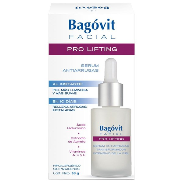 Bagovit Facial Pro Lifting Serum Antiarrugas 30 gr