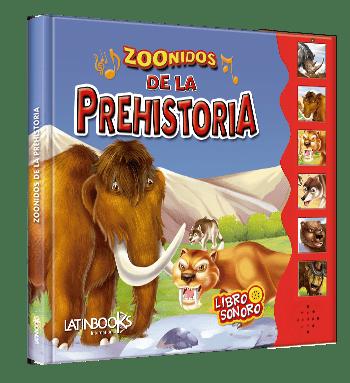 Libro Sonoro Zoonidos De La Prehistoria