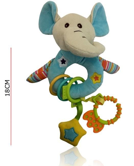Sonajero Agarre Con Accesorios Phi Phi Toys