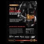 ZMA Potenciador de Testoterona - Vitamina B6, Magnesio, Zinc, Boro, Aumenta Testo 120 Caps #2