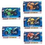 Moto Juguete Teamsterz x1  #2