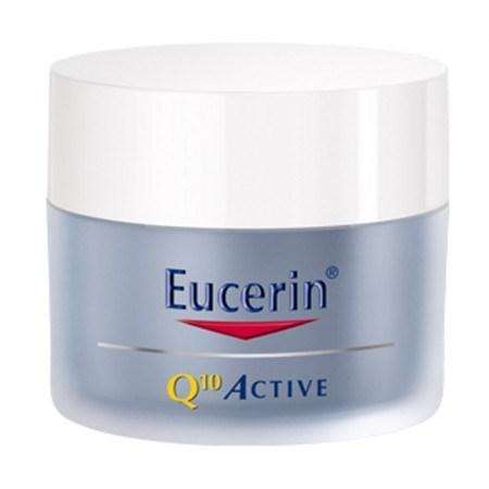 Eucerin Crema Facial x 50ml Piel Sensible Q10 Noche alt