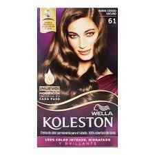 Koleston Kit N° 61 Rubio Ceniza Oscuro