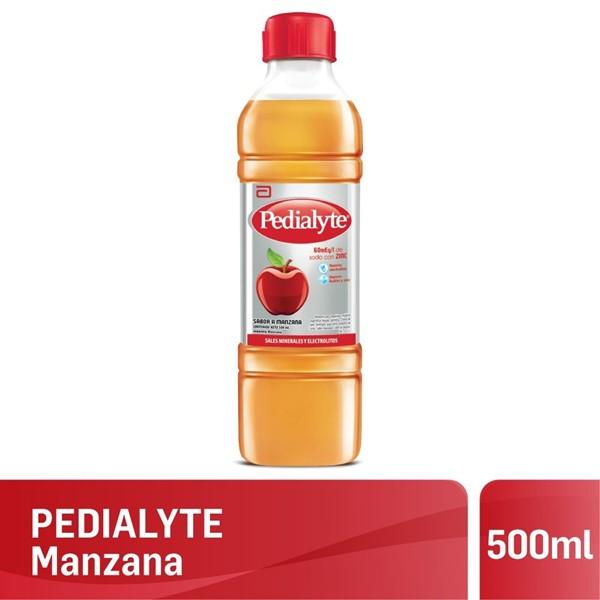 Pedialyte Manzana 500 Ml
