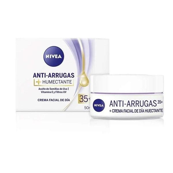 Nivea Anti-arrugas Humectante +35 Proteccion Solar 50gr