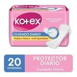Kotex Protectores Diarios Multiforma x20unidades #1