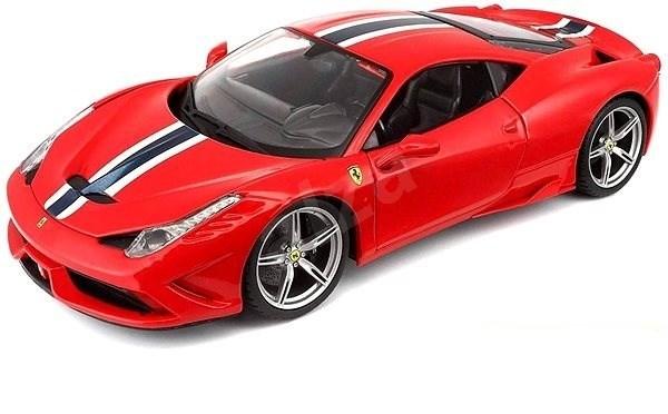 Autito Ferrari Scuderia A Escala Coleccionable