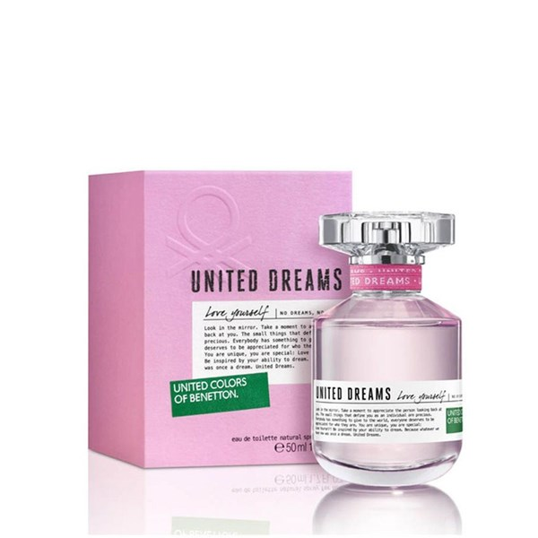 United Dreams Love Yourself Edt
